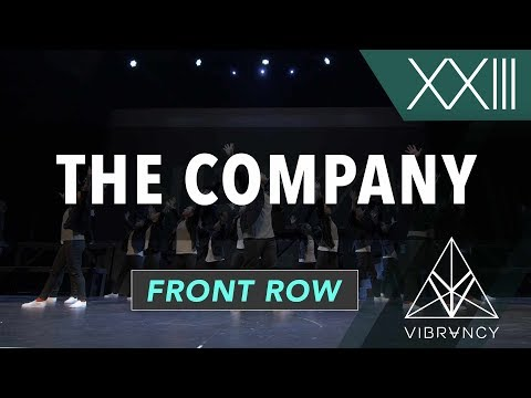 [1st Place] The Company | VIBE XXIII 2018 [@VIBRVNCY Front Row 4K] #vibedancecomp