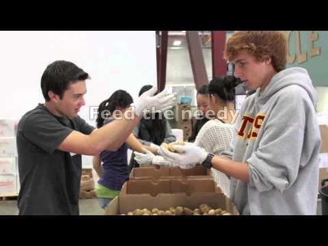 Torrey Pines High School Key Club '13-14