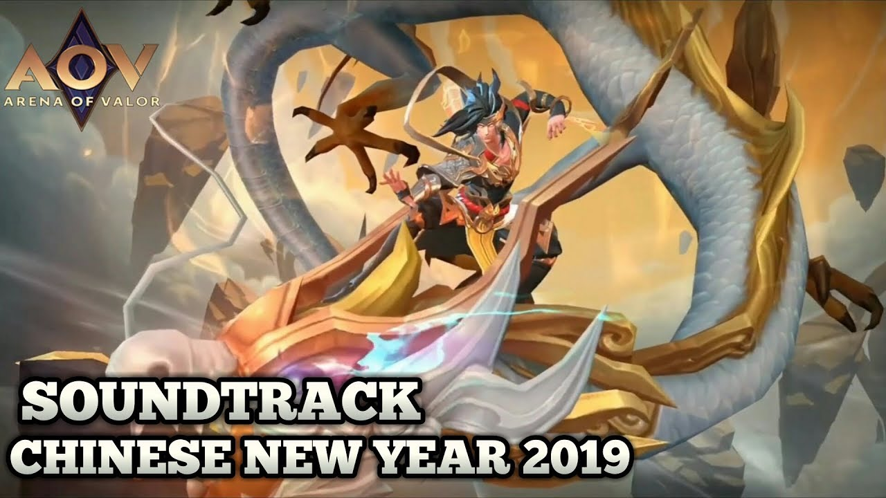 Soundtrack Chinese New Year 2019 - Arena Of Valor AOV - YouTube