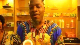 Mel's Butter Blends Testimonial- Brother Pharaoh of Pharonic Designs