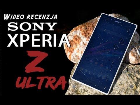 Sony Xperia Z Ultra - Wideo recenzja na FrazPC.pl