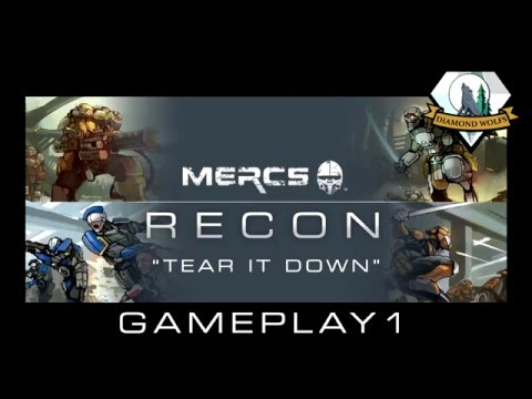 Mercs Recon Tear It Down Gameplay 1