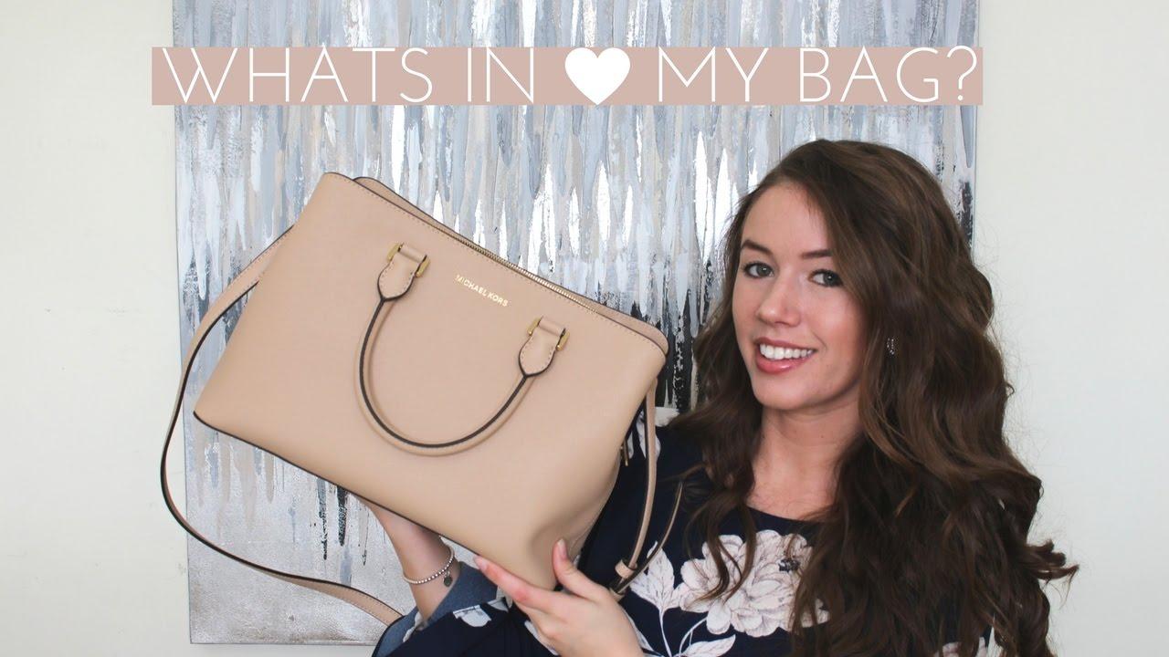 338ad0f66e0594 WHAT'S IN MY BAG? | GOING TO JAMAICA? 2017 | Lauren Peletier - YouTube