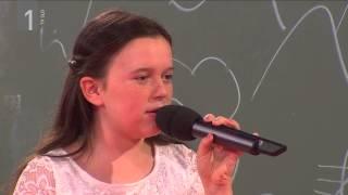 Aneja Lončarič - mali velikani (Slovenski pozdrav, 25.9.2015)
