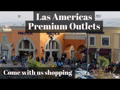 Come with me shopping at Las Americas Premium Outlets