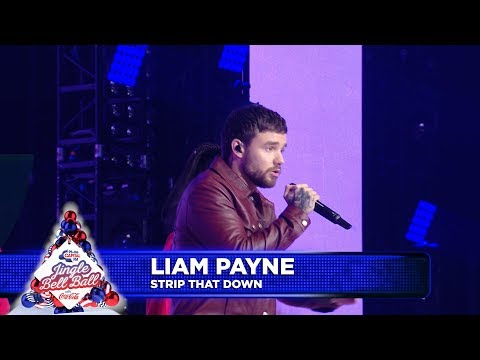 Liam Payne - 'Strip That Down' (Live at Capital's Jingle Bell Ball 2018)