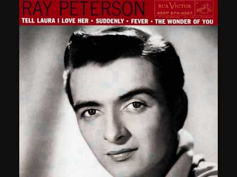 Ray Peterson Ray Peterson The Wonder of You 1959 YouTube