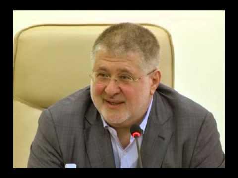 Пресс-конференция Игоря Коломойского