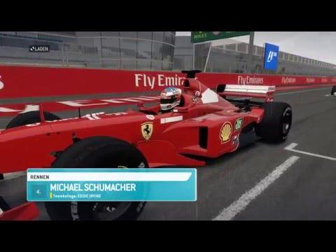 F1 2013 Mod season 1999   3 Laps