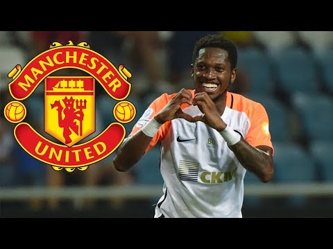 Fred ● Welcome to Manchester United 2018 ● Goals, Skills & Assists