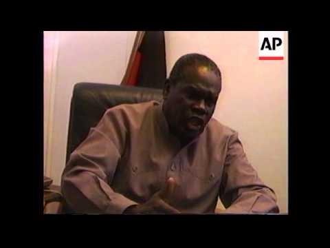 ANGOLA: 800 ZIMBABWEAN TROOPS ARRIVE TO JOIN UN PEACEKEEPERS