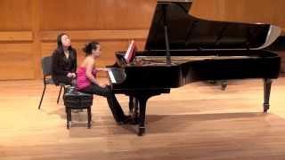 "Gabriela Frank: ""Sonata Andina"" Yan Yu, piano"