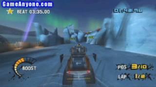 Motorstorm: Arctic Edge - PS2 - 29 - Extreme Just Ice
