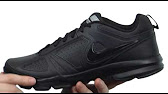 34a8d48eb57 Buty biegowe NIKE Dart 10 Leather 580526-027 - YouTube
