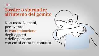 Coronavirus, 10 cose facili da fare per difendersi dal contagio