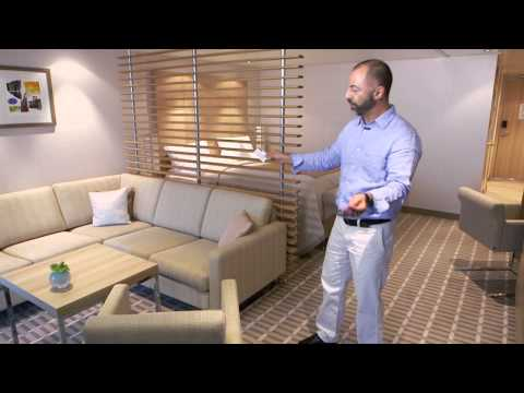 EXPERIENCE.tv Episode 04: EUROPA 2 - Accommodation on board