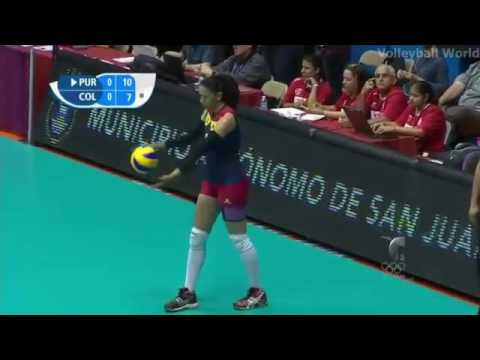 Download Puerto Rico vs Colombia   2016 Volleyball Womens World Olympic Qualification Full