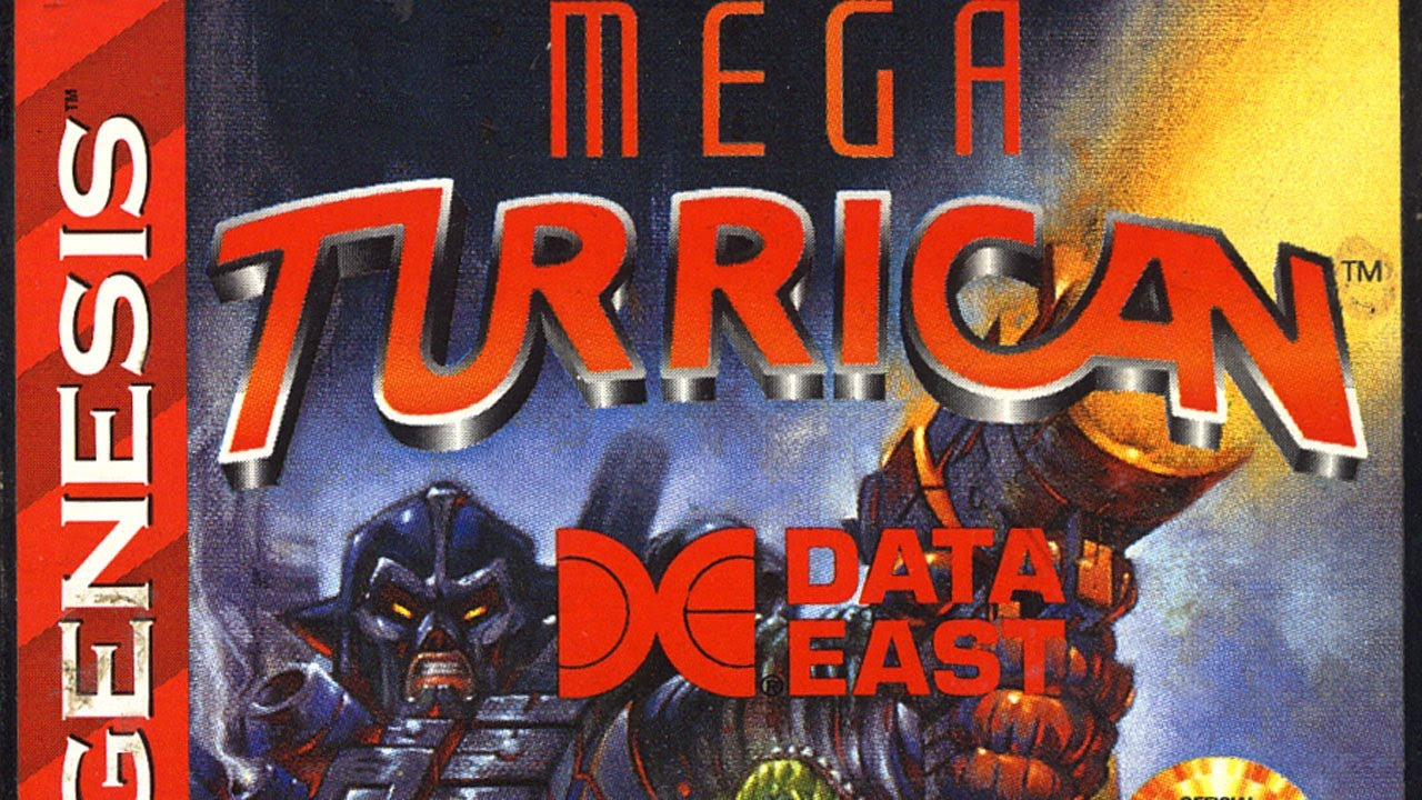 Mega Turrican (USA) ROM < Genesis ROMs | Emuparadise