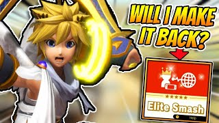 Фото Can I Get Back Into Elite Smash With Pit? | Super Smash Bros Ultimate