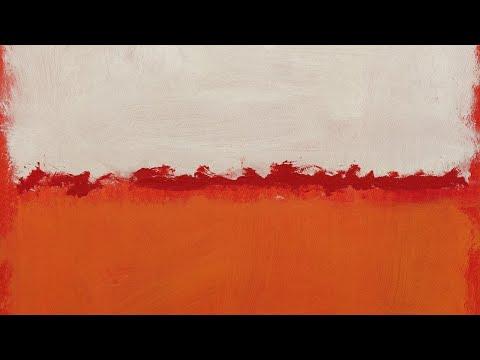 Mark Rothko's Inferno on Paper