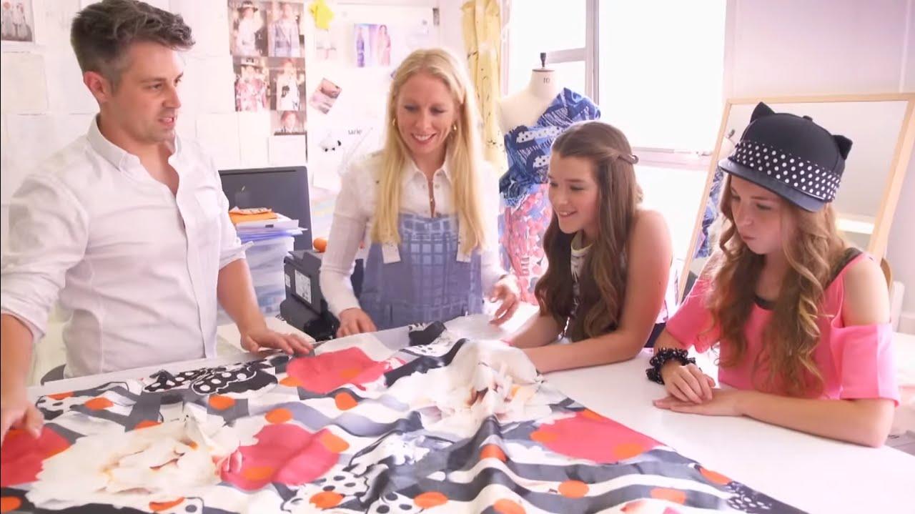 Download Modowe wyzwanie Minnie   Chusta   Disney Channel Polska