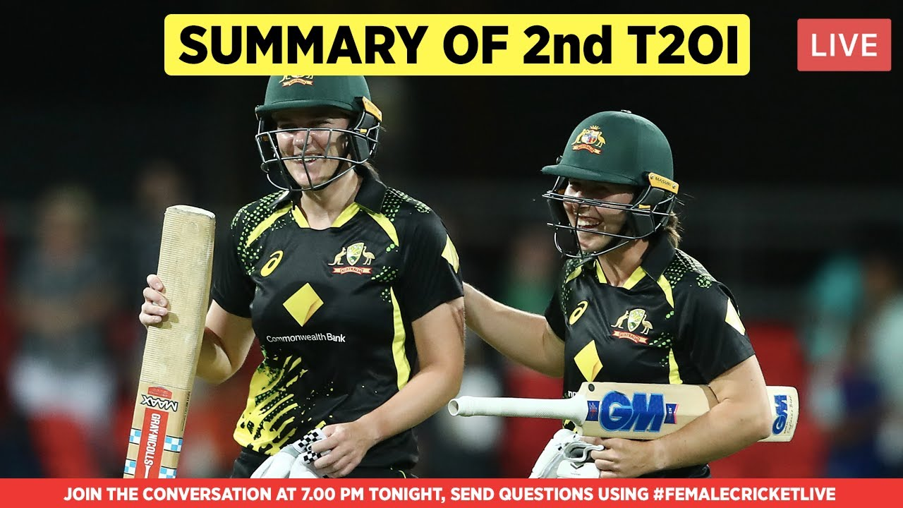 🔴 LIVE: Tahlia McGrath seals the Series for Australia, Indian Bowlers fought well #AUSvIND