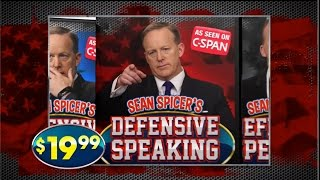 Sean Spicer from Chelsea Handler show