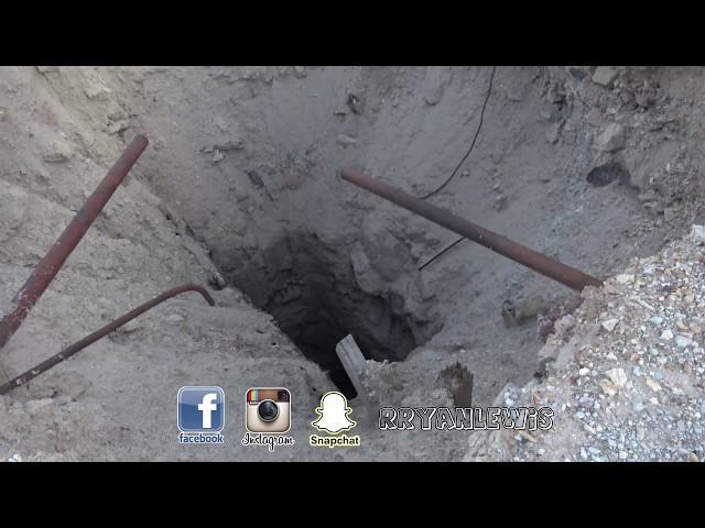 Exploring the Tonapah Divide Mine in Nevada