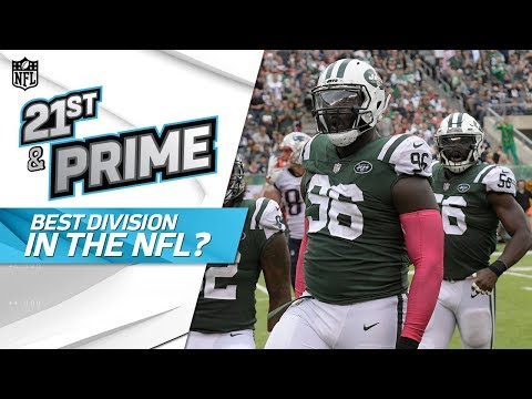 Which Division is Currently the Best in the NFL? | 21st & Prime | NFL Network