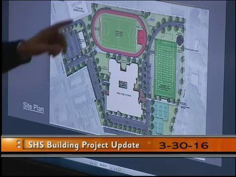 Stoughton High Building Project Presentation (3-30-16)