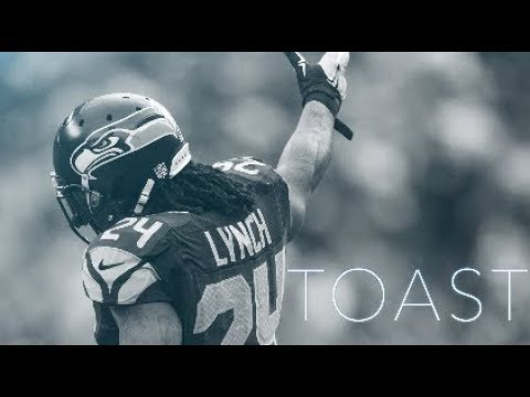 """Marshawn Lynch """"Toast"""" Welcome to Oakland 