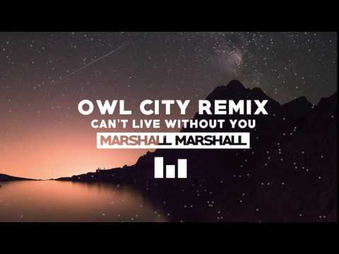 Owl City - Can't Live Without You (Marshall Marshall Remix)