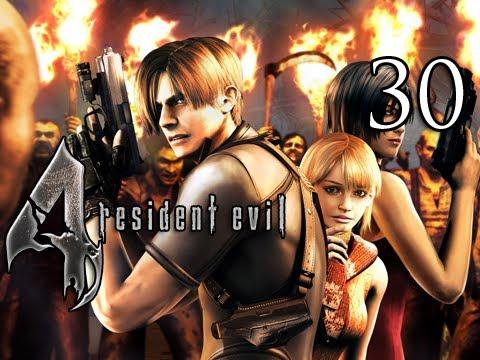 Resident Evil 4 - HD Remake Walkthrough | Part 30 (Let's Play, Playthrough)