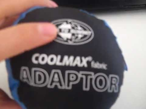 Review of Cool Max Adaptor Sleeping bag LINER by Sea To Summit
