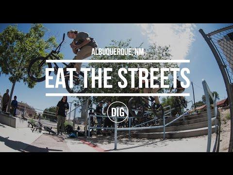 Eat The Streets 2015 - Albuquerque BMX Jam