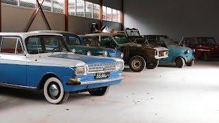 Авто музей Кузницы. Очередь к возрождению.