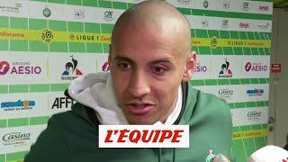 Khazri «Continuer à avoir de l'ambition» - Foot - L1 - Saint-Etienne
