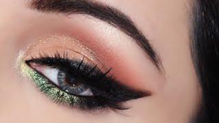 आई मेकअप कैसे करें How To Apply  Eyeshadow Step By Step In Hindi Smokey Eyeliner