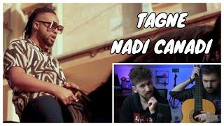 TAGNE - NADI CANADI (Clip officiel) 🔥اعظم اغنية في 2021 🔥