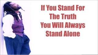 Watch Lucky Dube You Stand Alone video