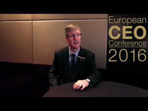 European CEO Conference 2016 - John White Interview