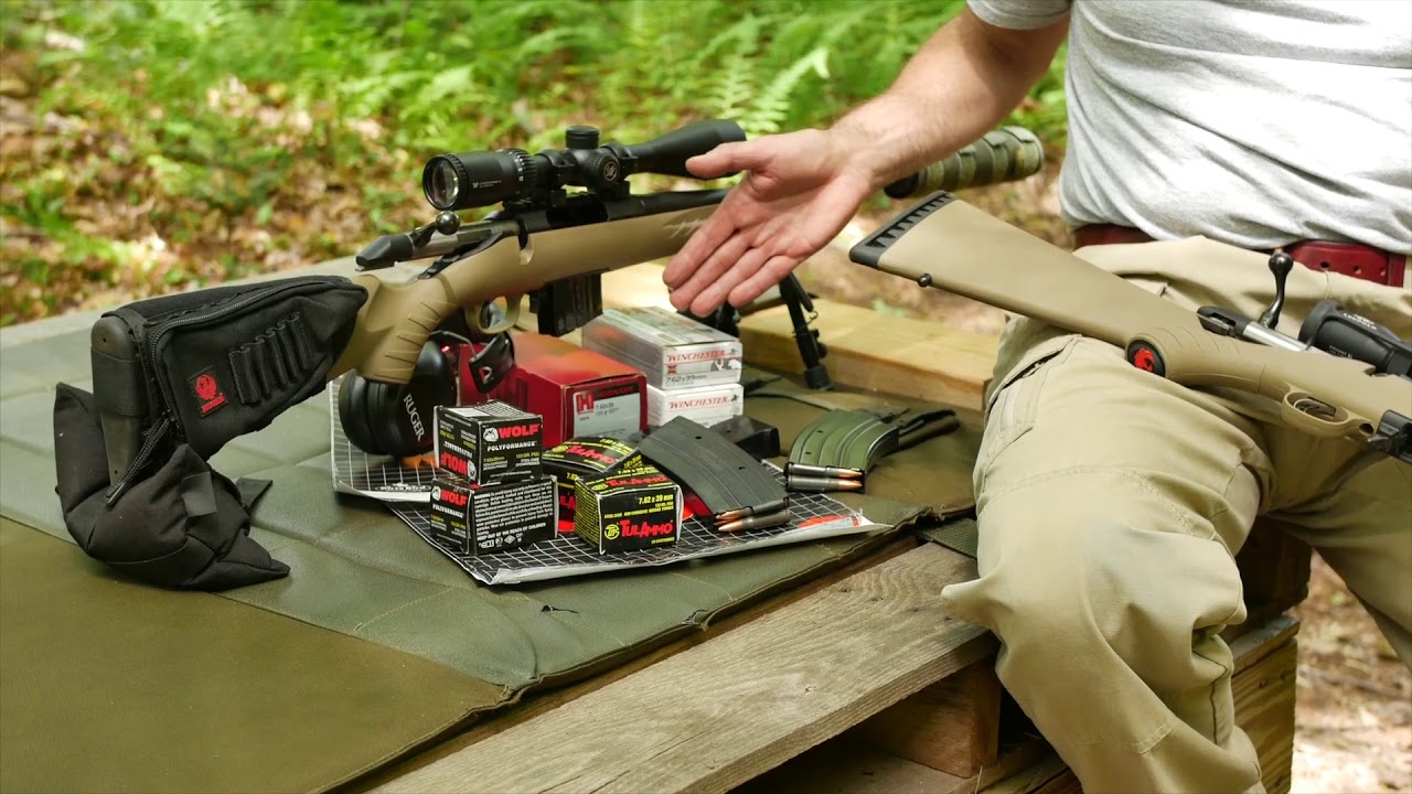 Ruger American Rifle® Ranch in 7 62X39 Ammo Tech Tip