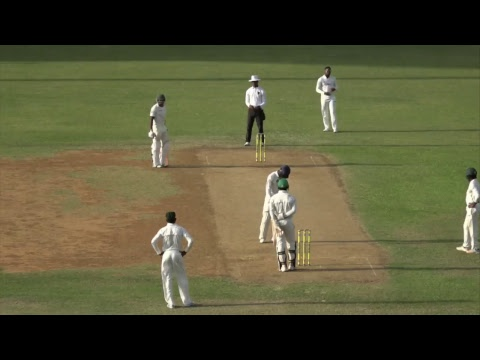 Senior Cup Cricket Finals 2018 DAY 2