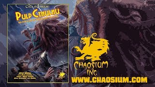 Game Geeks #289 Pulp Cthulhu by Chaosium Inc.