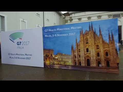 Ministerial Meeting on Health - Milan, November 5-6