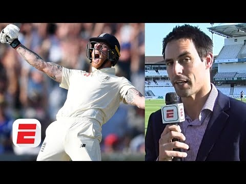 Ben Stokes' innings the best I've ever seen - Mitchell Johnson | 2019 Ashes