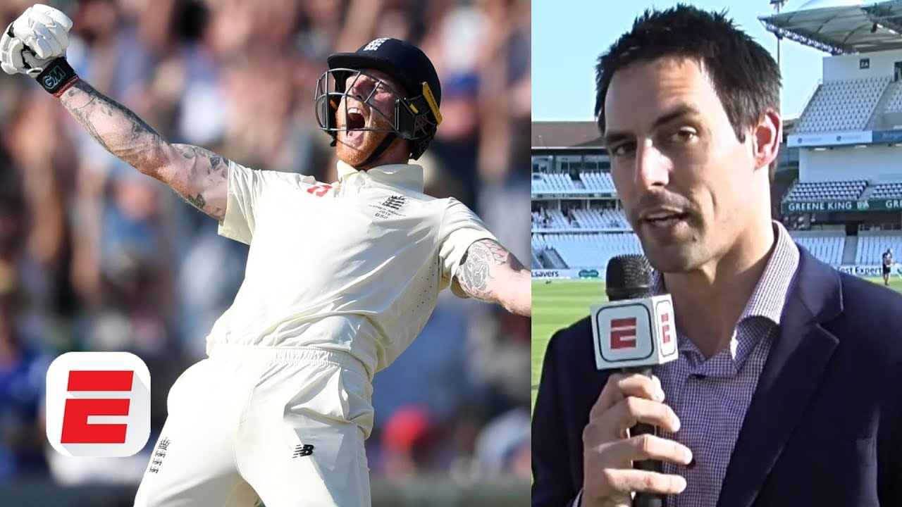 Download Ben Stokes' innings the best I've ever seen - Mitchell Johnson | 2019 Ashes