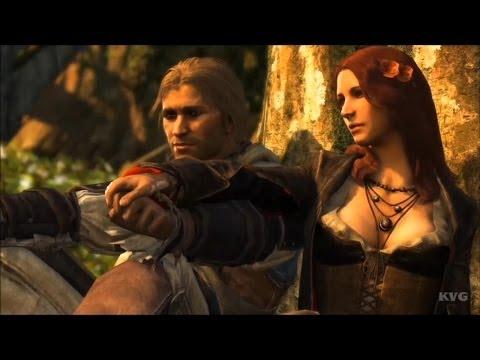 Assassin's Creed 4: Black Flag - All Cutscenes | Movie [HD]