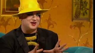 Boy George Interview on Chatty Man