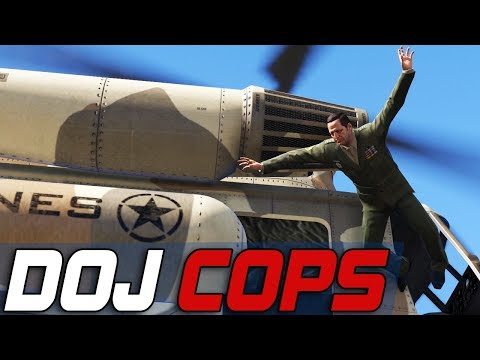 Training Day Disaster | Dept. Of Justice Cops | Ep.834